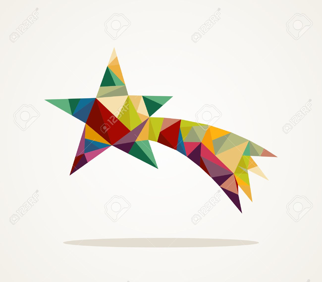 4,271 Shooting Star Stock Vector Illustration And Royalty Free ...