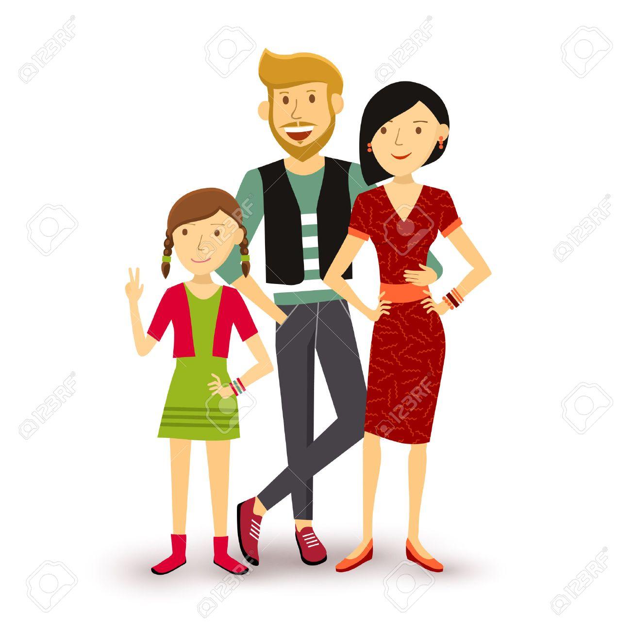 Colección de la gente  la generación grupo familiar feliz un niño con  padre 02d98b308b5