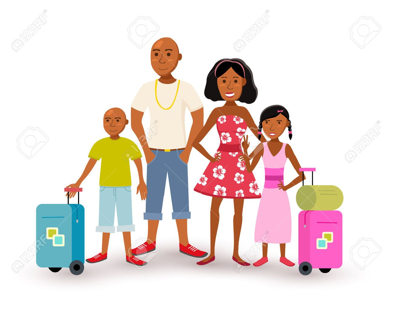 12 523 african american art cliparts stock vector and royalty free rh 123rf com african american family clipart african american family clipart