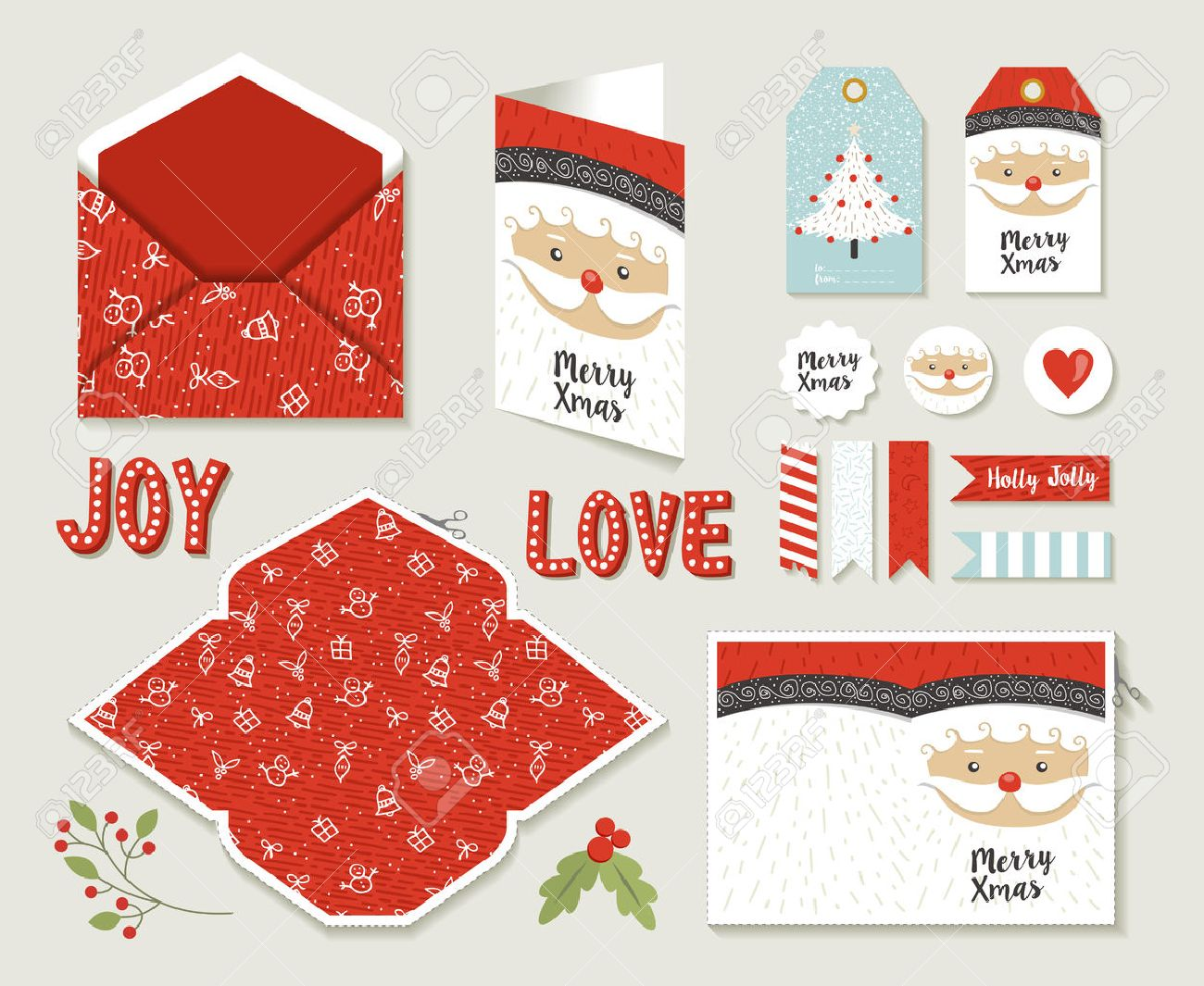 picture regarding Printable Christmas Envelopes referred to as Merry xmas mounted of printable Do-it-yourself envelope, tags and getaway..