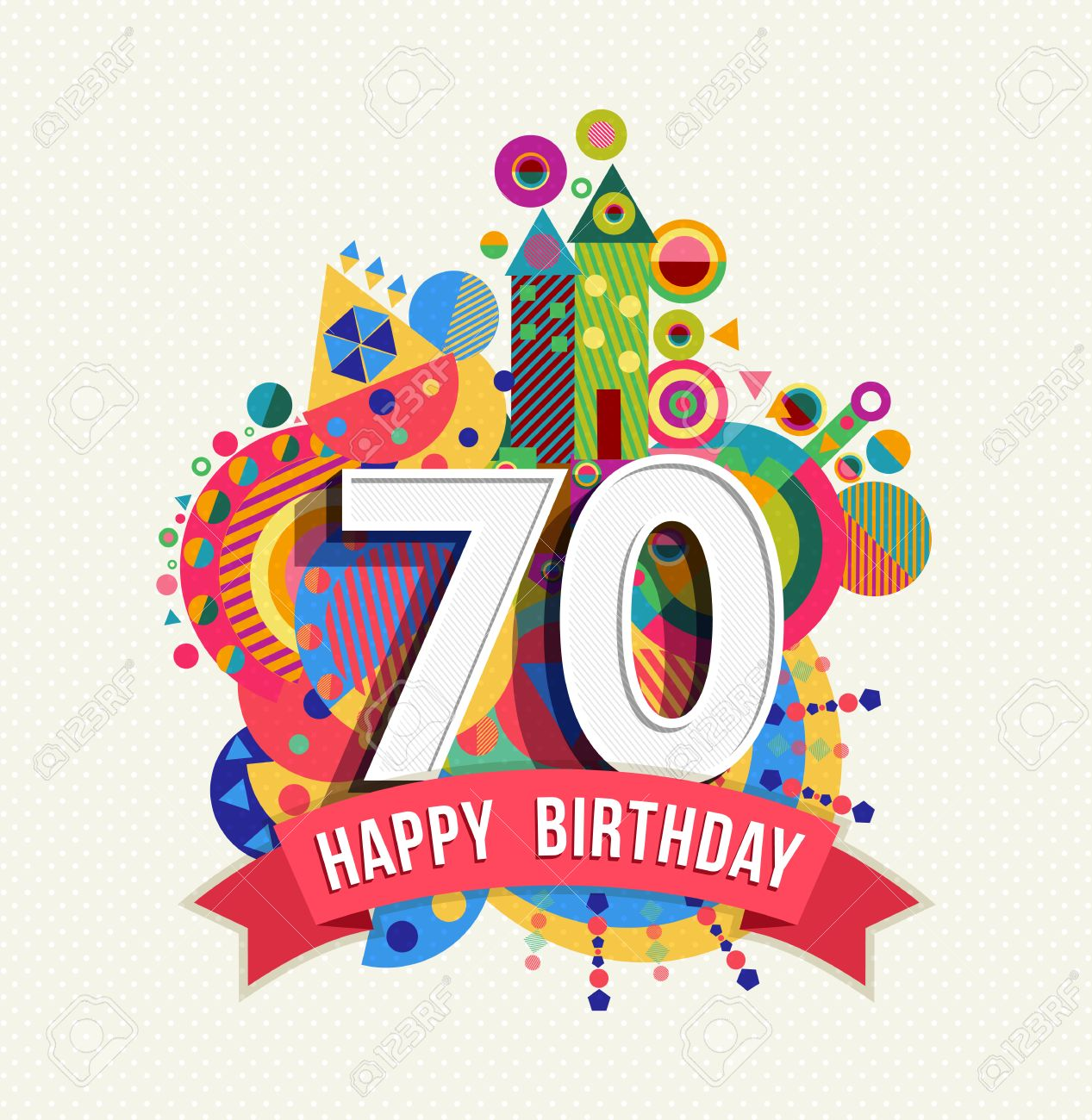 Popolare Auguri Compleanno 70 Anni | Monroeknows GF75