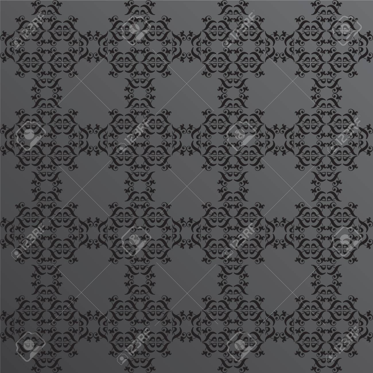 pattern ornamental background Stock Vector - 8062231