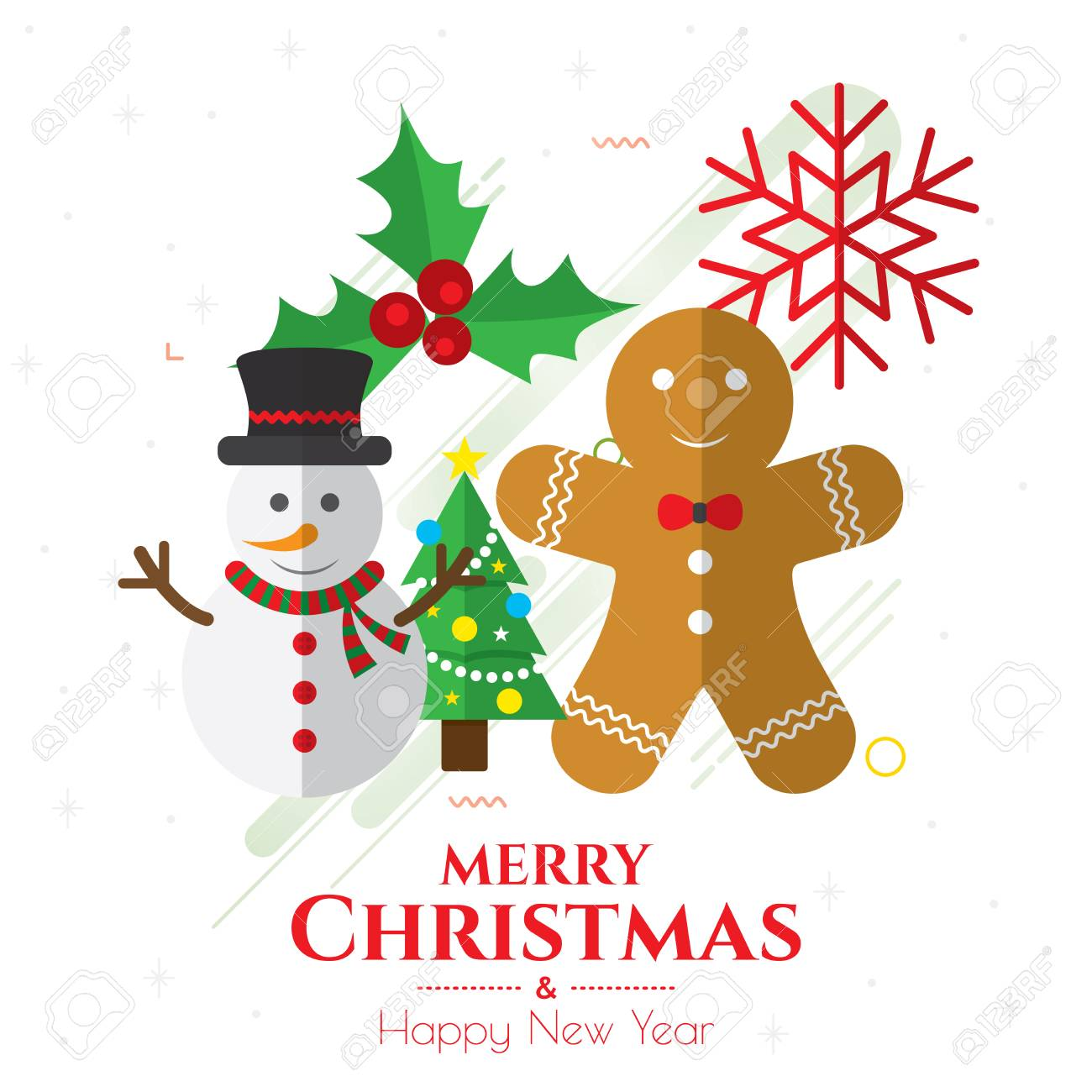 merry christmas and happy new year banner royalty free cliparts vectors and stock illustration image 91463210 merry christmas and happy new year banner