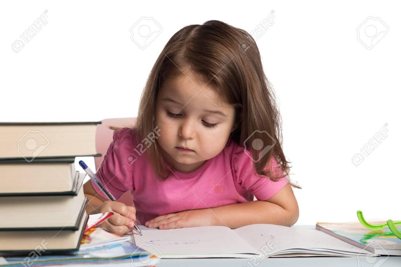 wie schreibt man mädchen an
