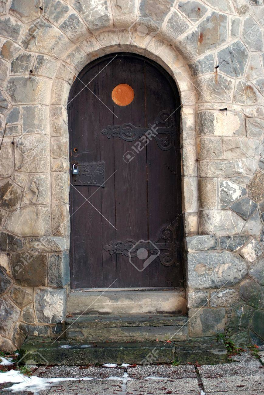 Old castle door Stock Photo - 2772405 & Old Castle Door Stock Photo Picture And Royalty Free Image. Image ... Pezcame.Com