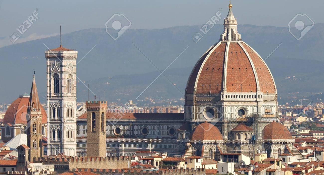 Basilica Santa Maria del Fiore, Florence, Tuscany, Italy Stock Photo - 7950442