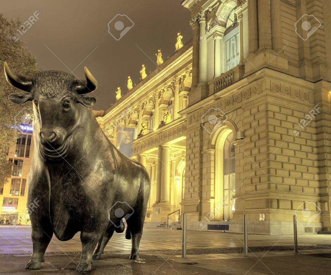 ドイツ ・ フランクフルト証券取...