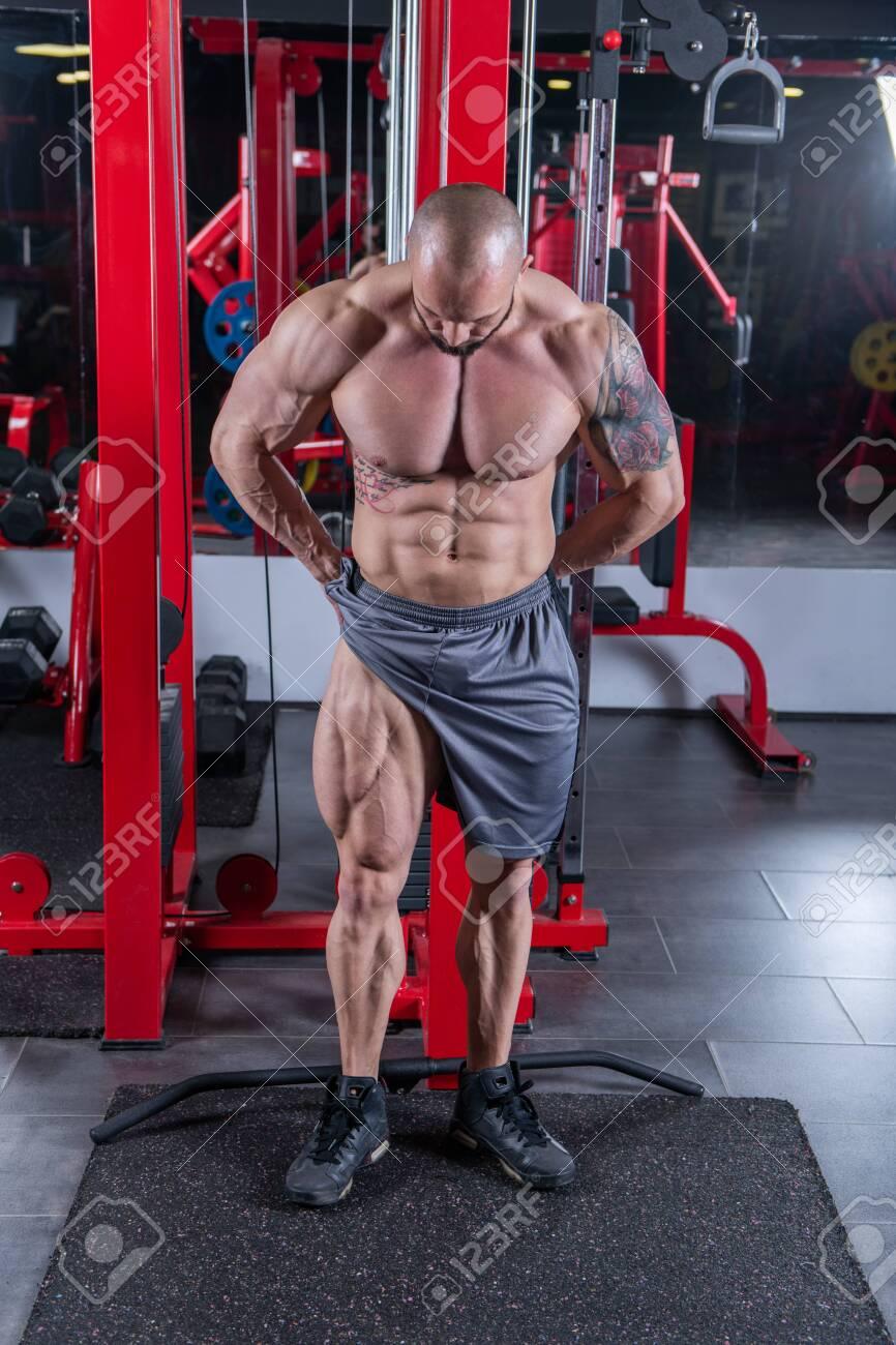 Powerful Leg