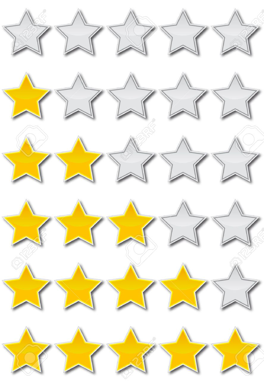 Reviews – New 'Star' rating system – Meeples & Miniatures