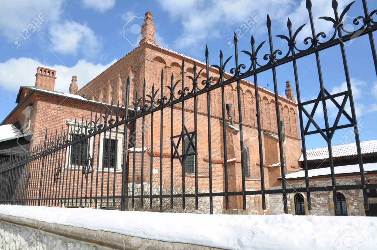 Old Synagogue in Cracow, Poland Stock Photo - 18589477