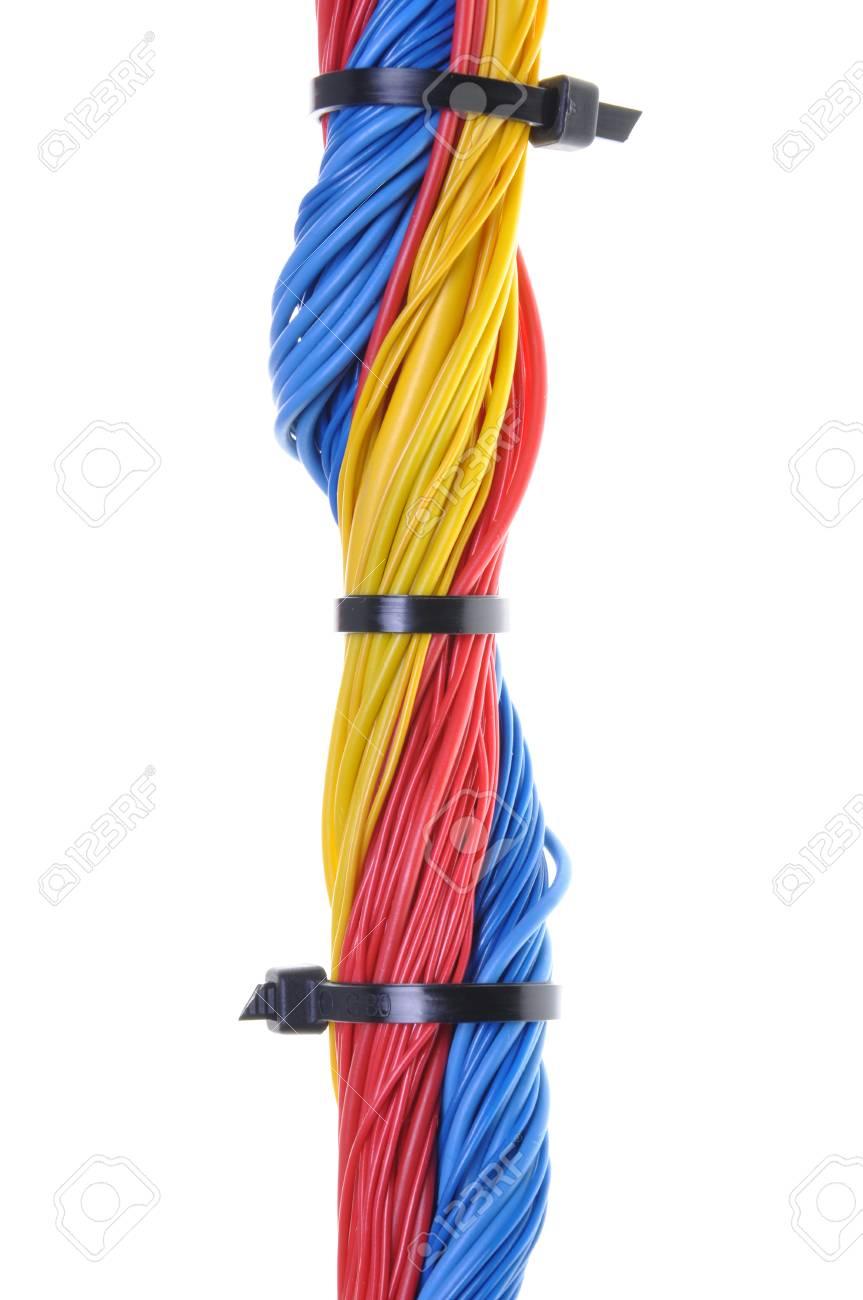 Berühmt Elektrische Kabelbinder Bilder - Die Besten Elektrischen ...