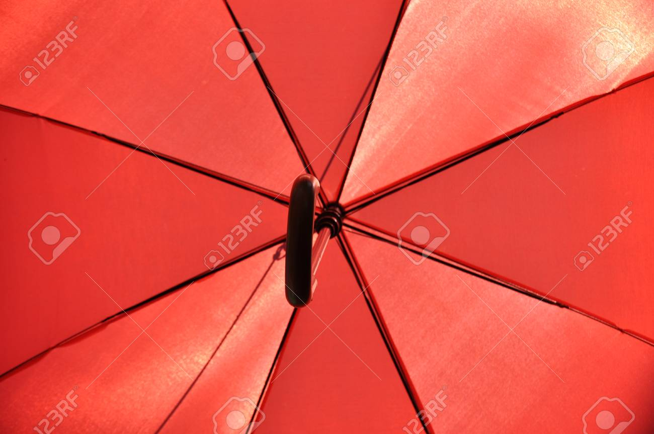 Stock P O Ed Umbrella Background View From Below