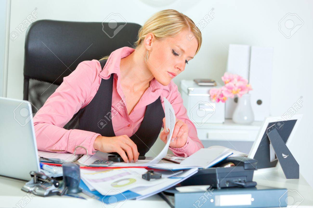 hard working on documents business w stock photo picture and hard working on documents business w stock photo 11076337