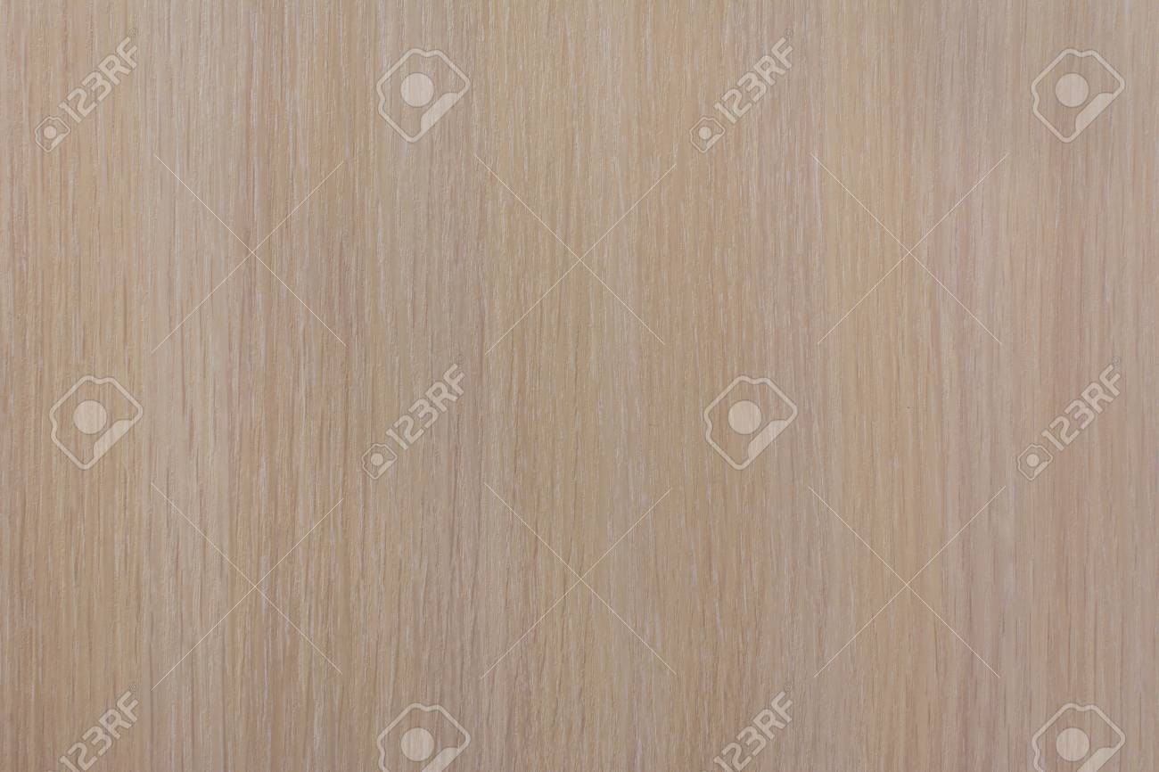 Light Wooden Panel Texture For Background With Vertical Straps Stock Photo