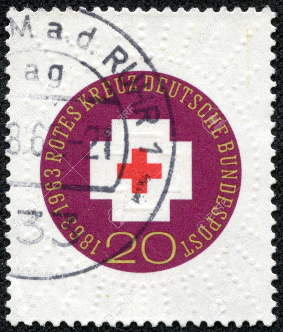 Red Cross Germany Germany Shows Red Cross