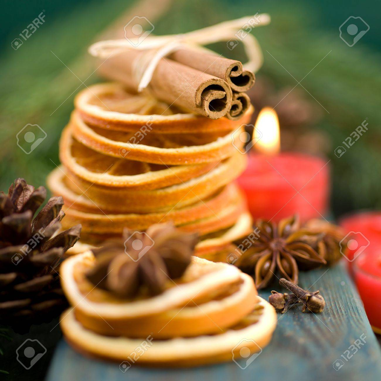 Christmas spices Stock Photo - 16013973