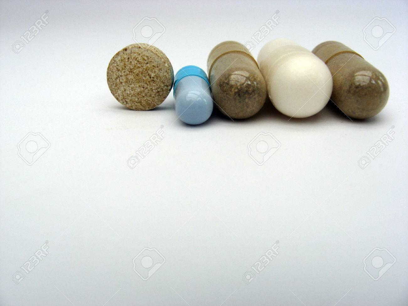 health pills Stock Photo - 1666981