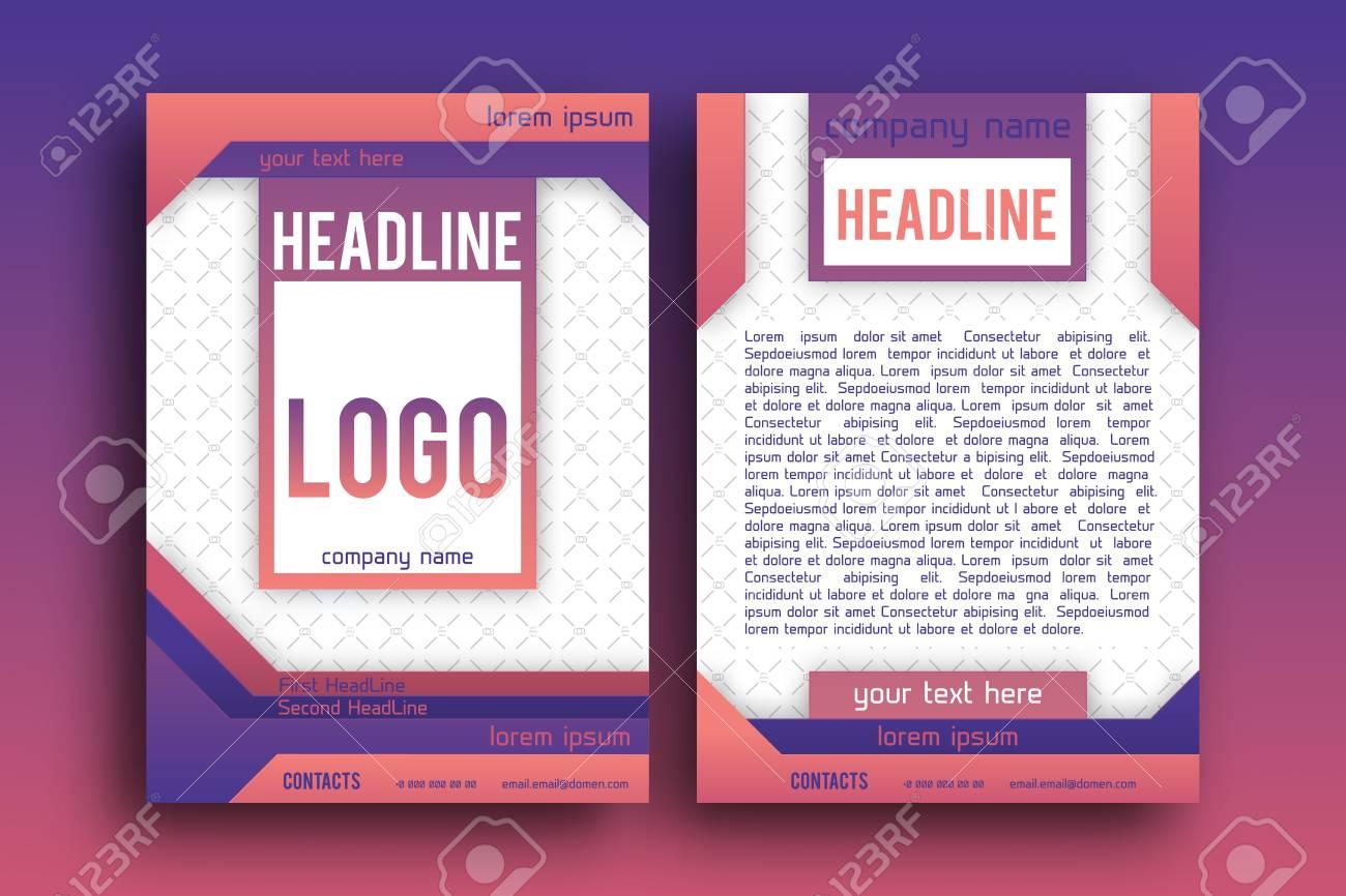 Fein Kostenlose Seiten Broschüren Vorlagen Bilder - Entry Level ...