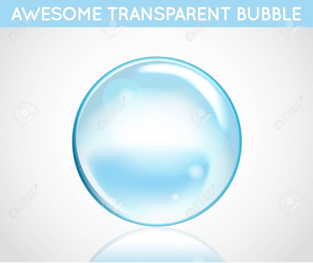 Soap Water Bubbles. - 49311768