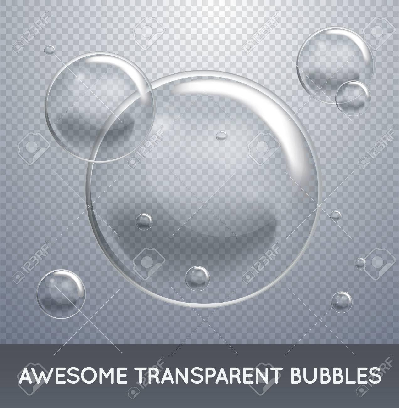Soap Water Bubbles. - 50178643