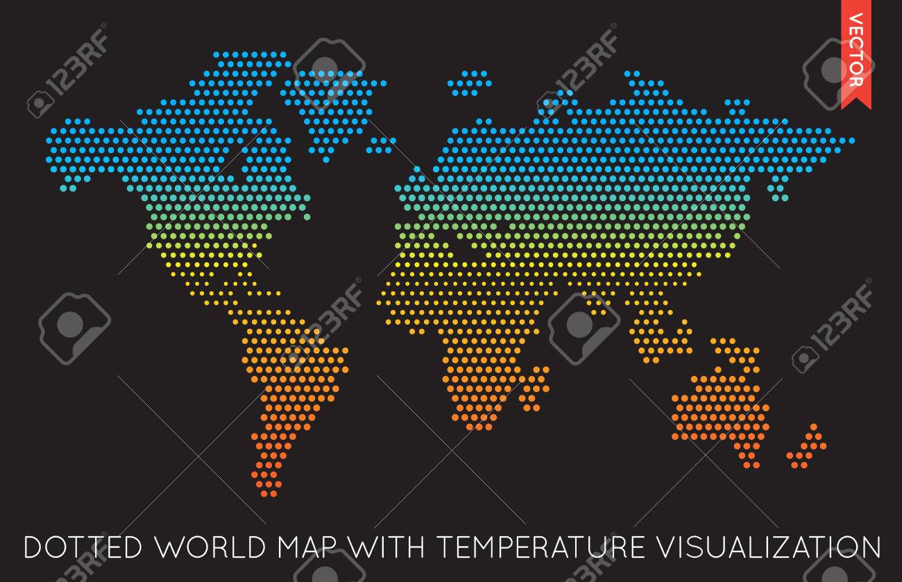 Vector flat world map infographic map of the world royalty free vector vector flat world map infographic map of the world gumiabroncs Choice Image