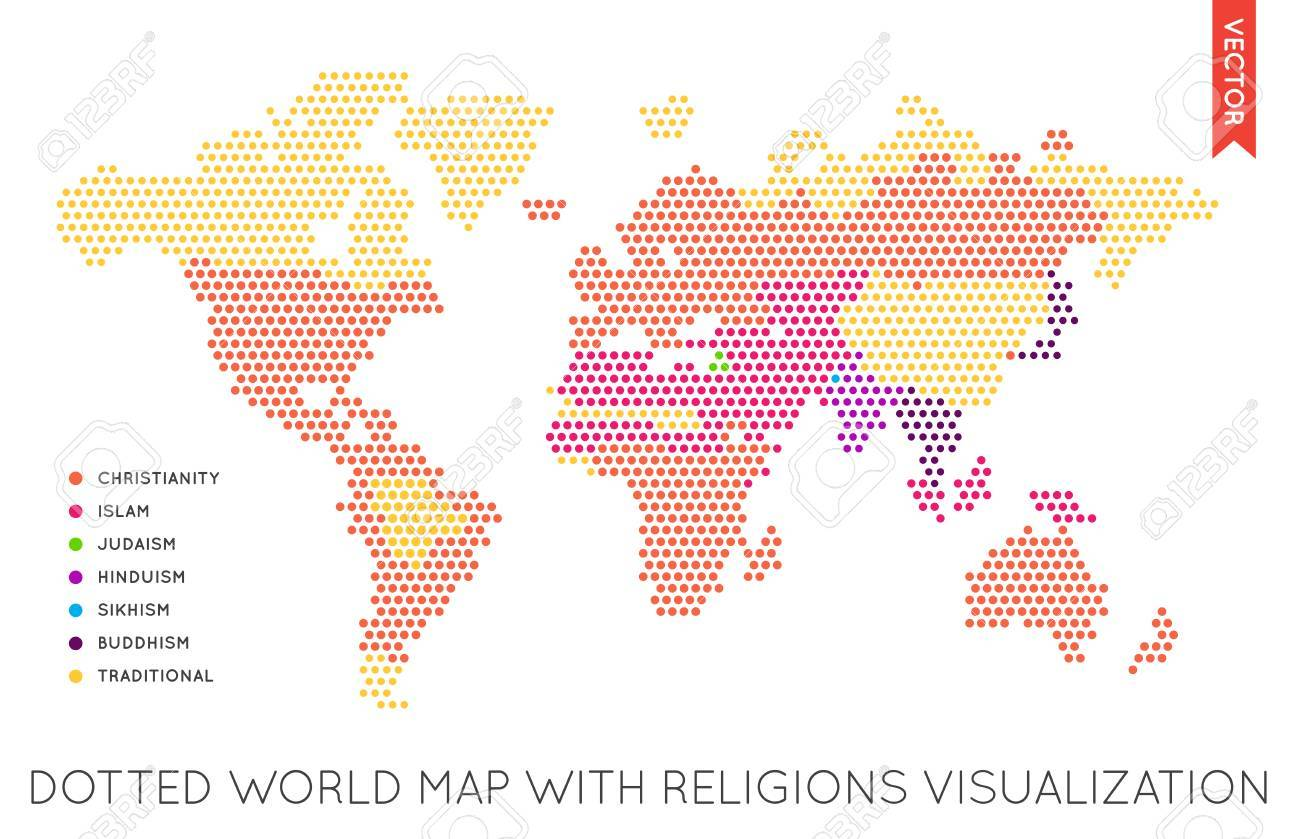 Vector flat world map infographic map of the world royalty free vector vector flat world map infographic map of the world gumiabroncs Gallery
