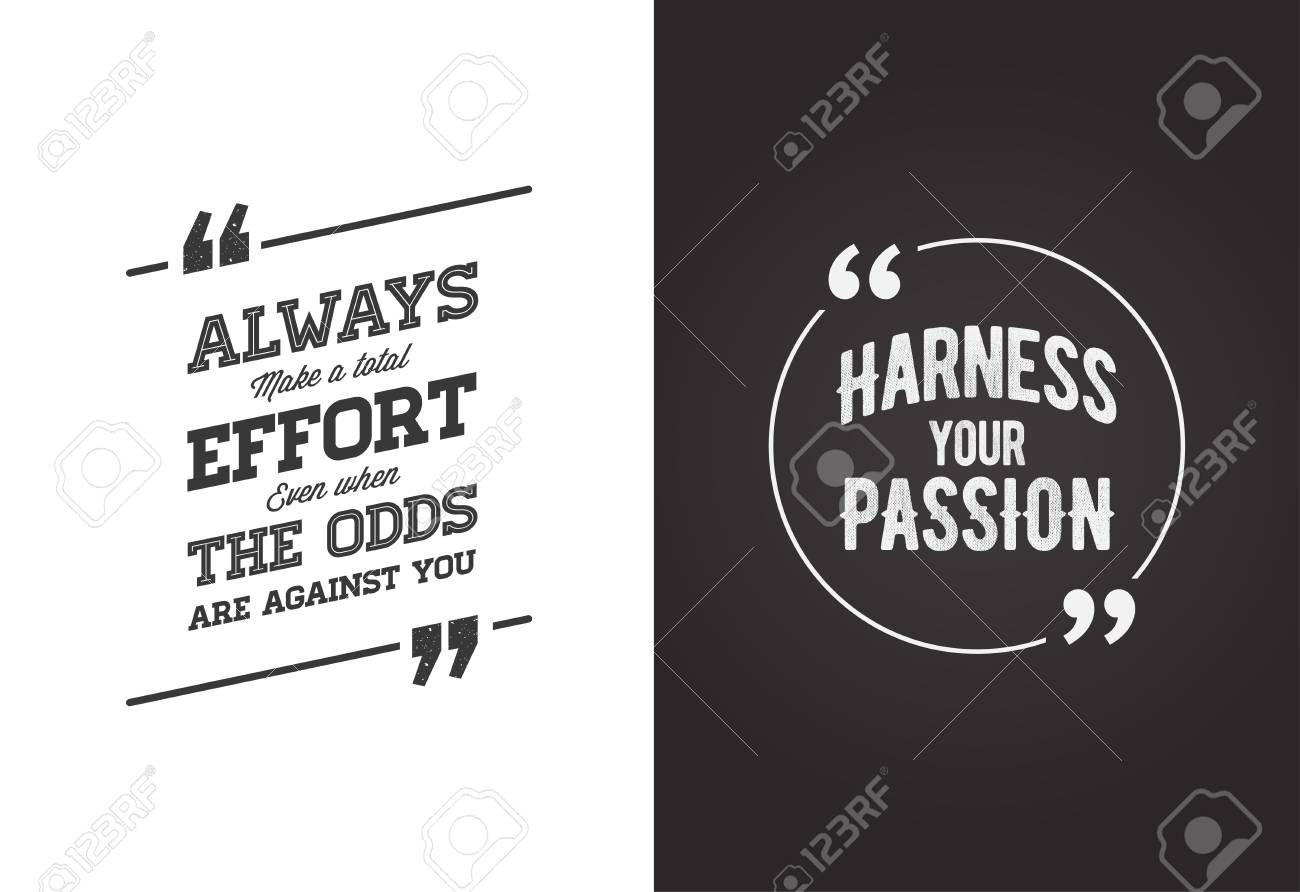 Remark Quote Template Bubble. Template Vector Set. Royalty Free ...