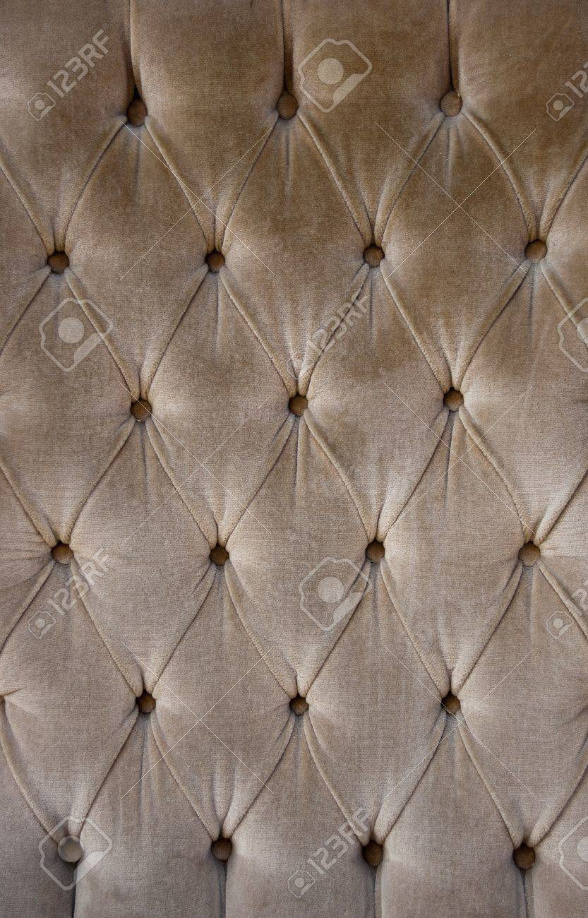Luxury Brown Fabric Texture On An Old Sofa Stock Photo Picture And