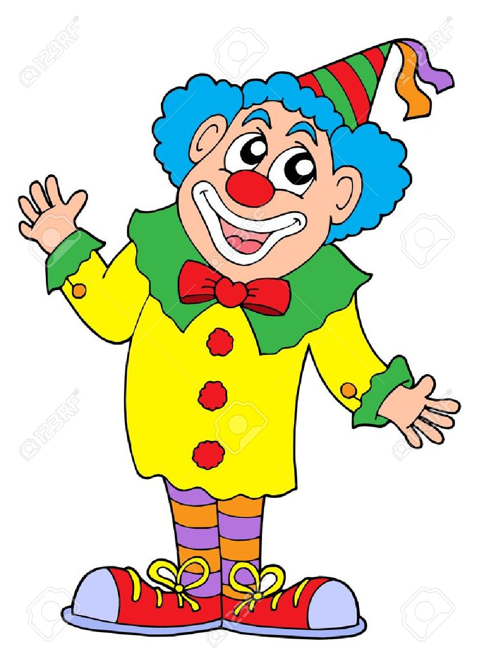 4 804 clown face stock illustrations cliparts and royalty free