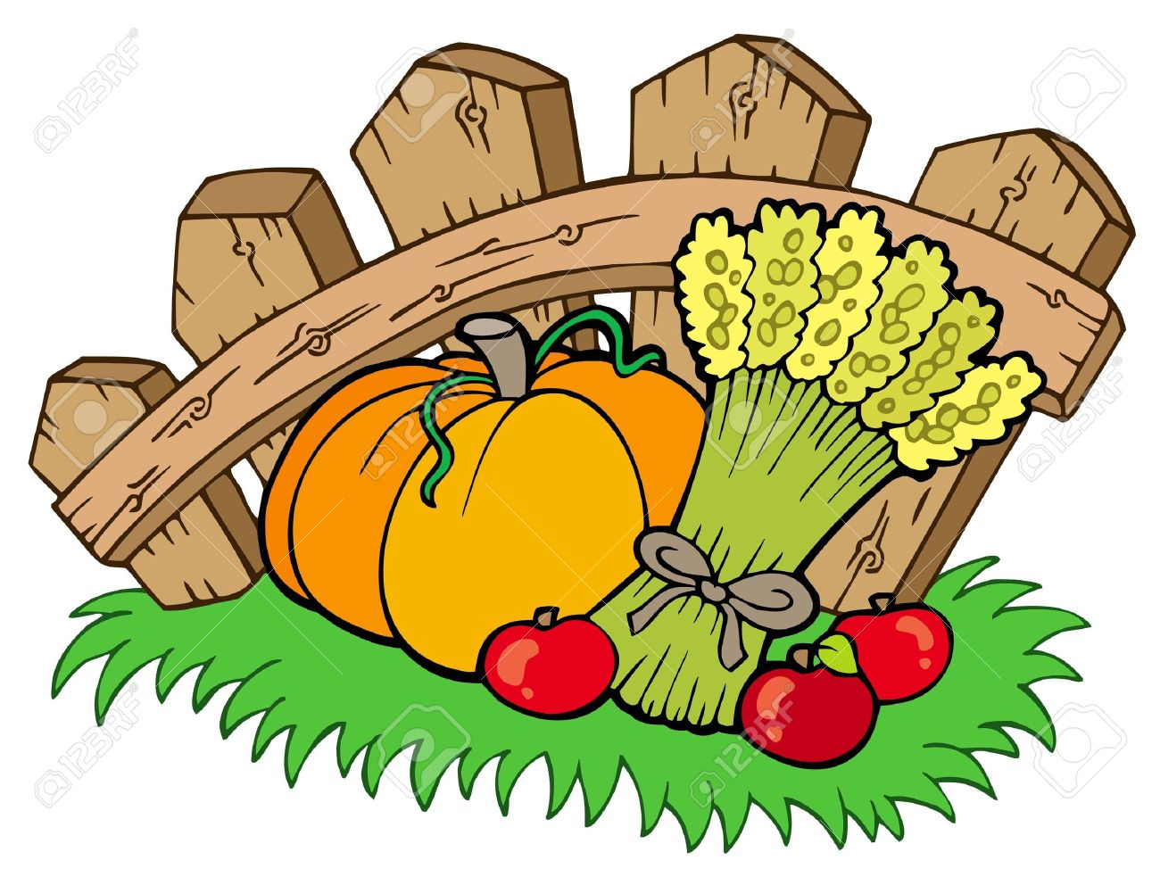 Image result for harvest images cartoon