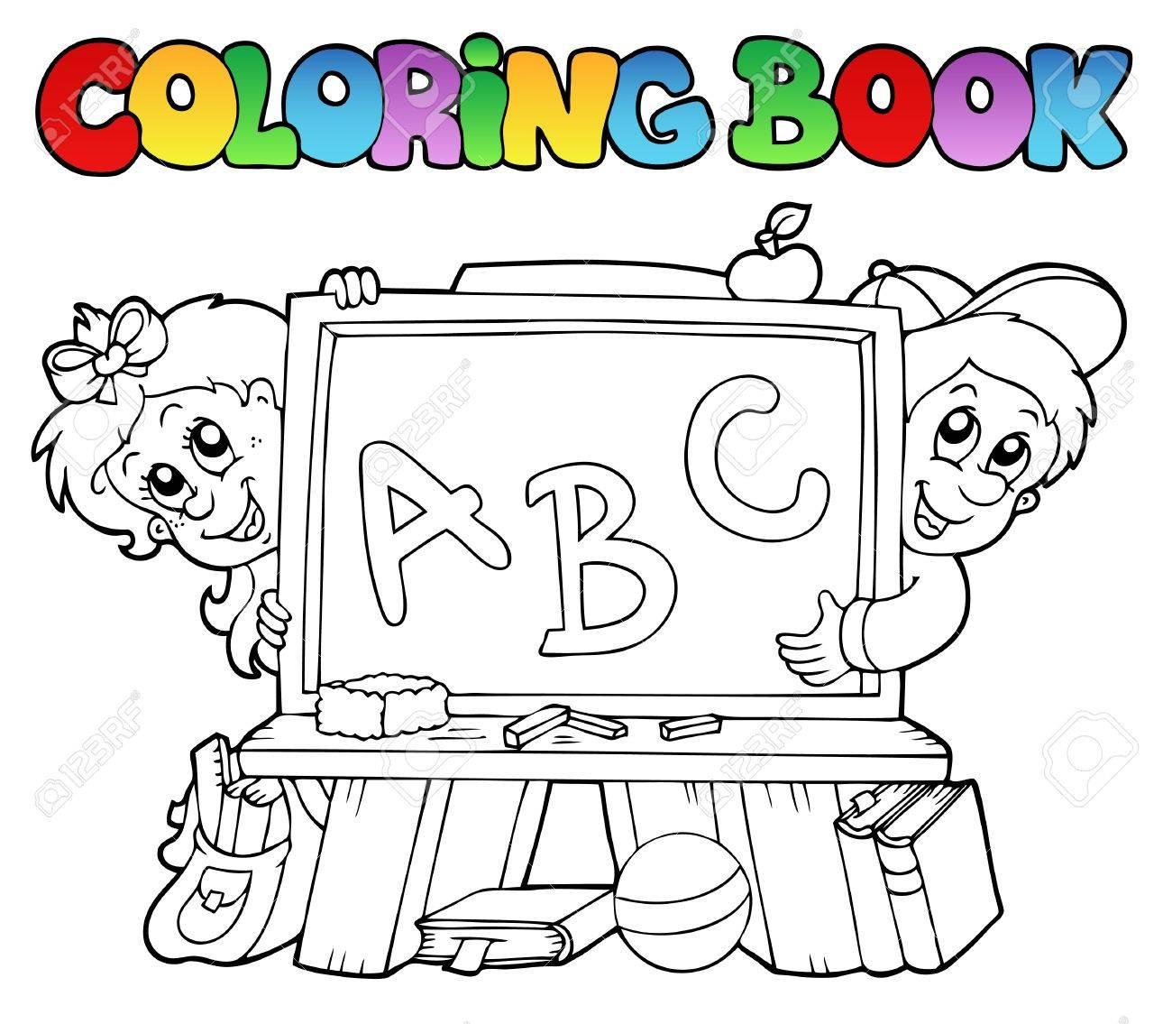 Lujo Volver A La Escuela Para Colorear Gratis Para Imprimir Modelo ...