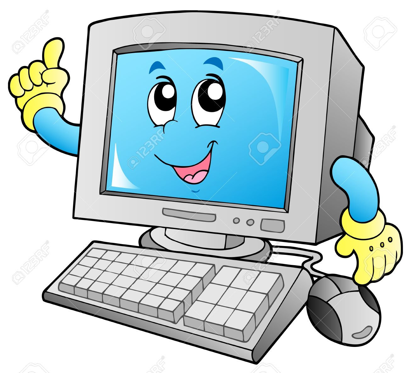 Showing post & media for Cartoon computer technology | www ...