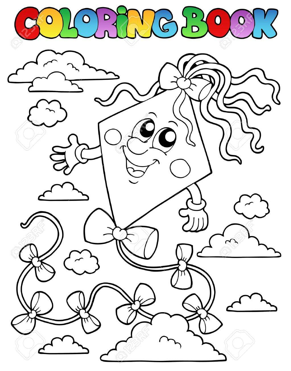 kite vector stock photos u0026 pictures royalty free kite vector