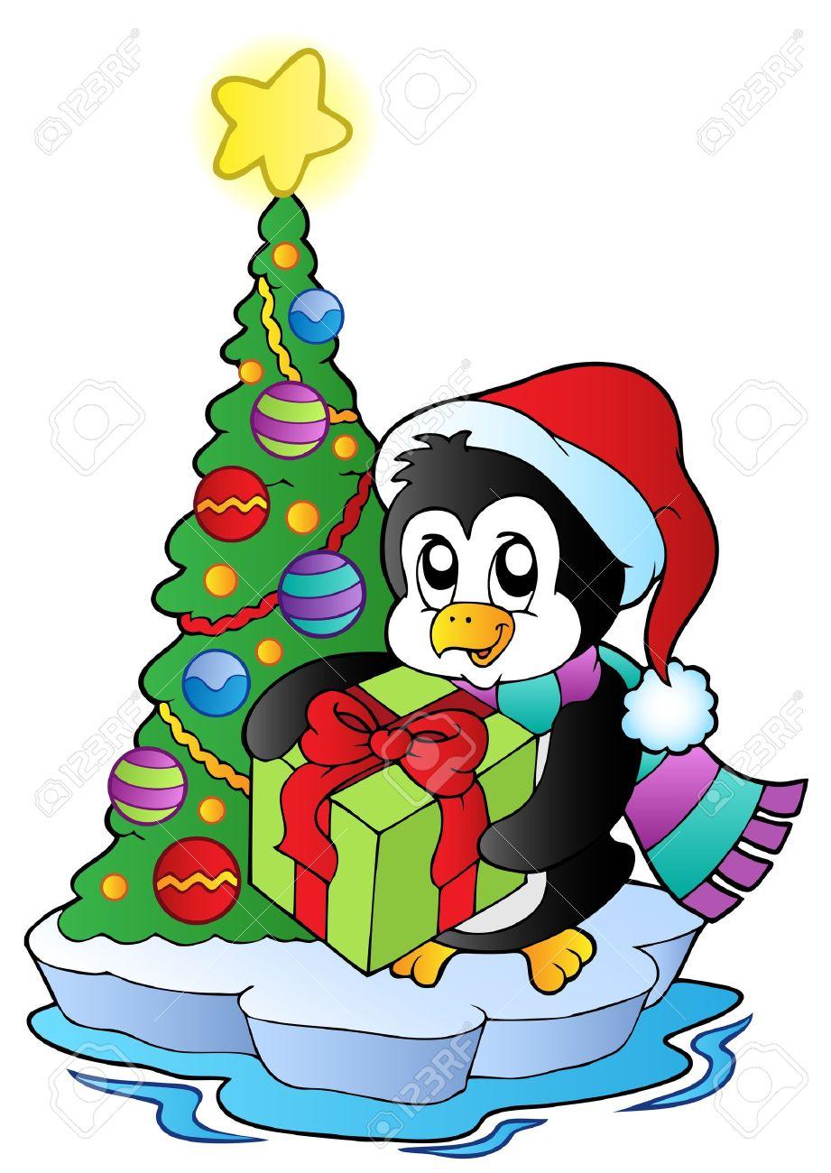 Dibujos animados sobre la navidad