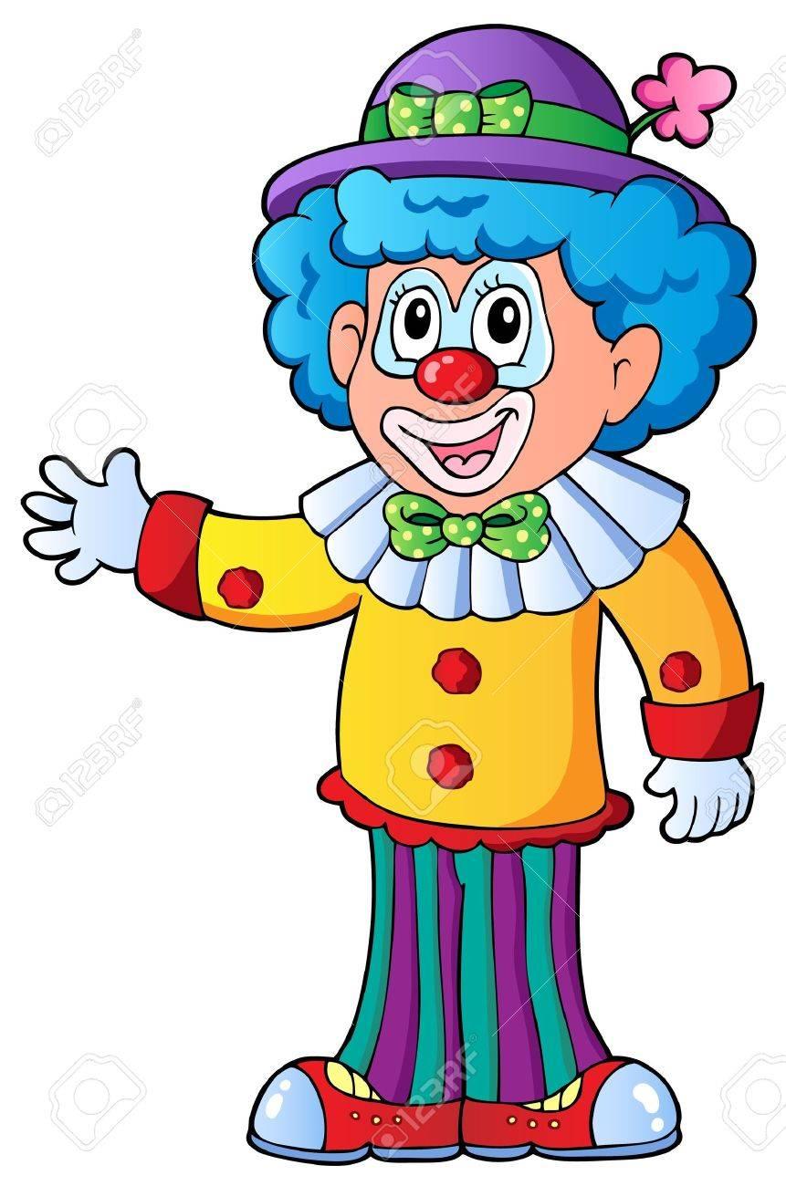 Výsledek obrázku pro kreslený klaun