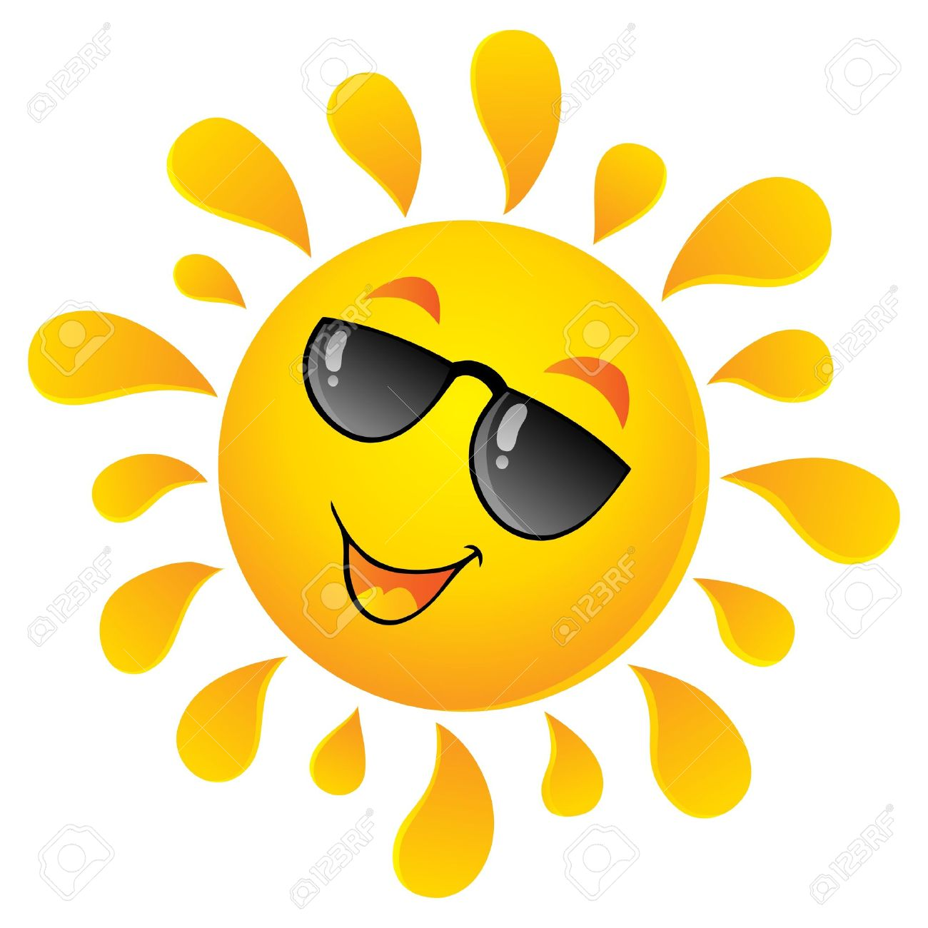 sun theme royalty free cliparts vectors and stock illustration rh 123rf com sun with sunglasses clipart free cliparts sunglasses
