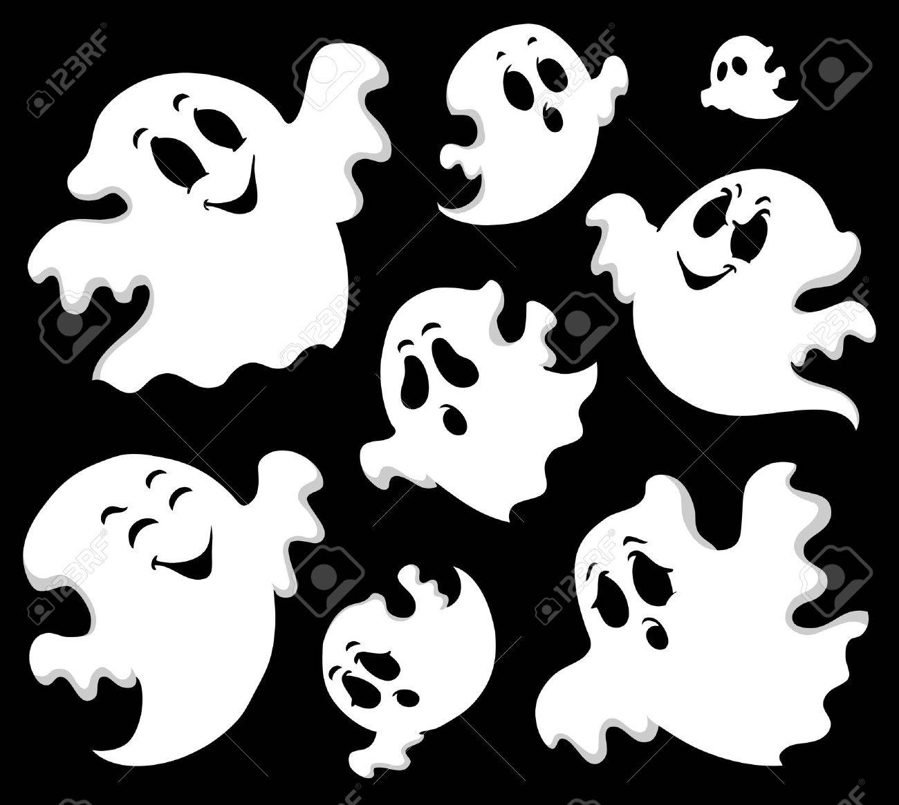 Ghost theme image 1 illustration