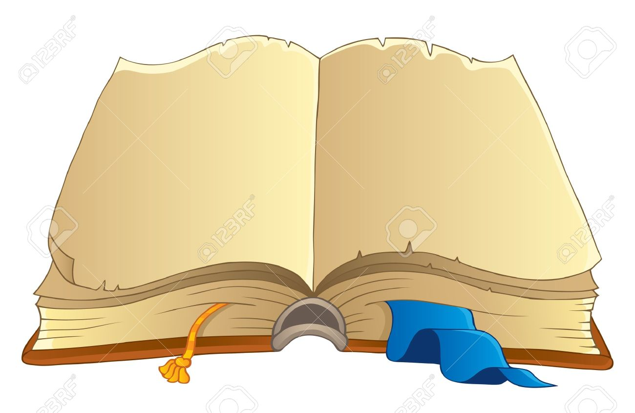 Old Book Theme Image 2