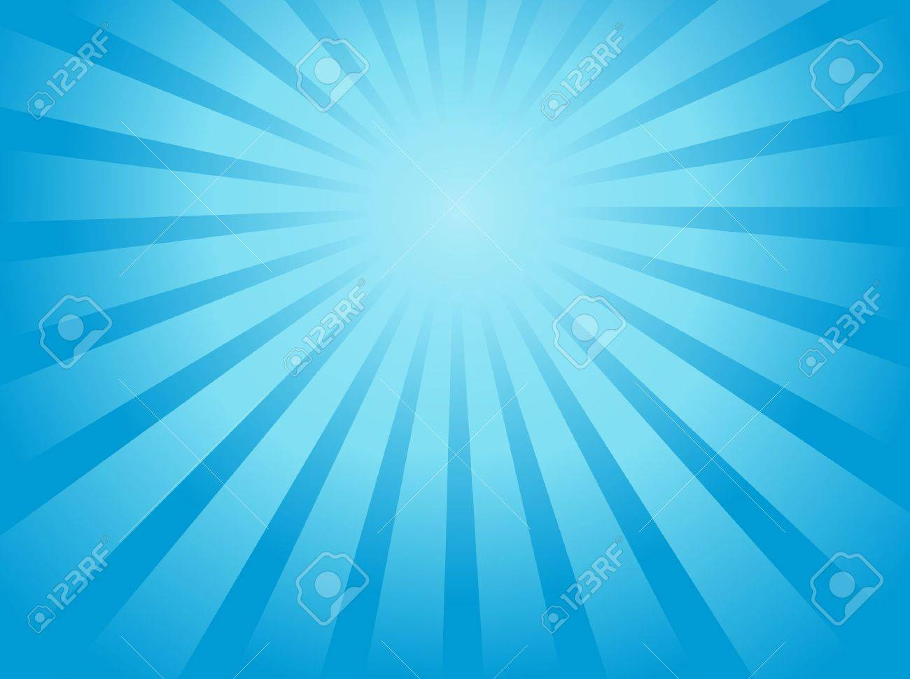 Ray theme abstract background 1 - vector illustration Stock Vector - 15045958