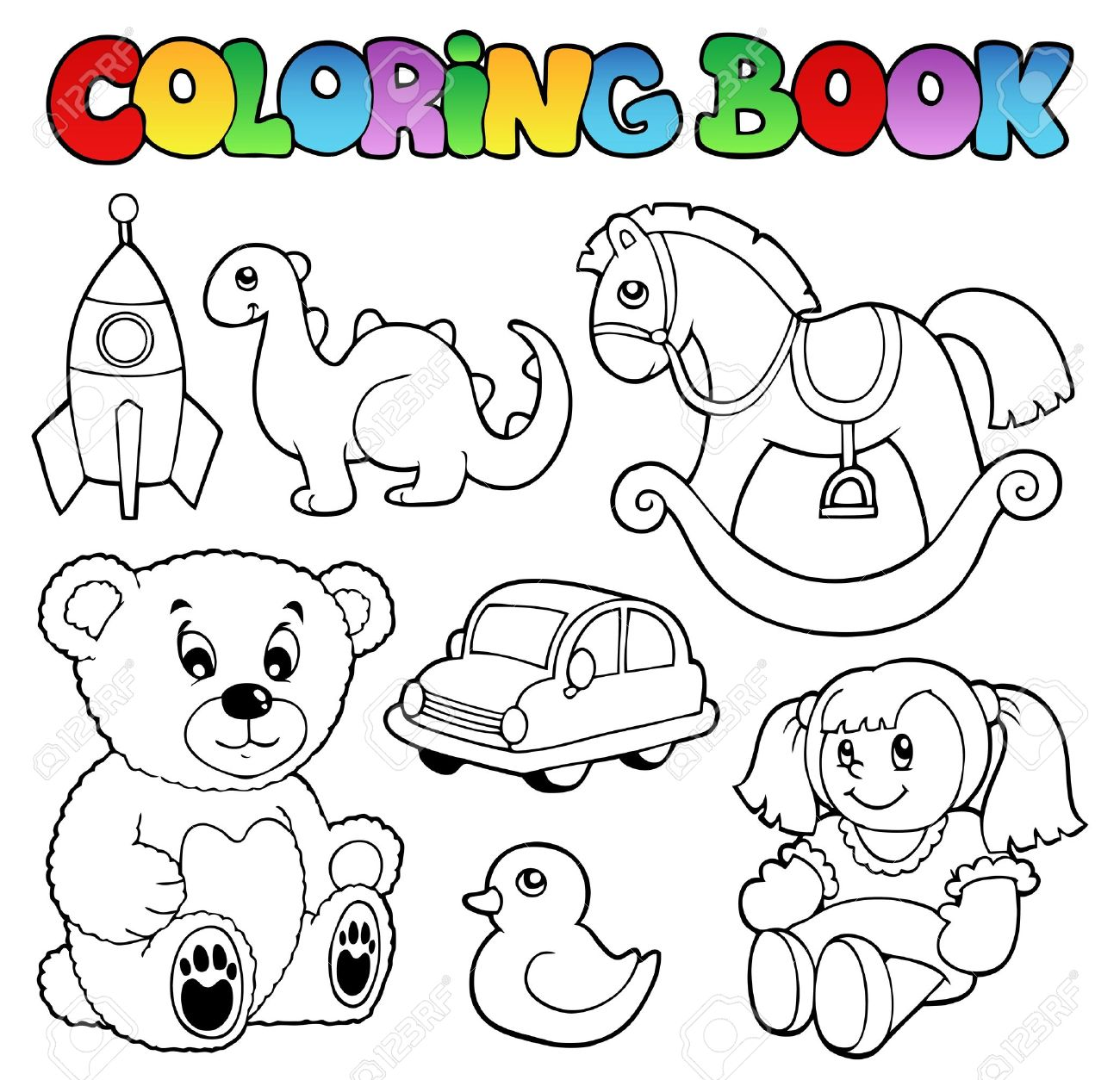 Encantador Historia De Juguete Para Colorear Inspiración - Enmarcado ...