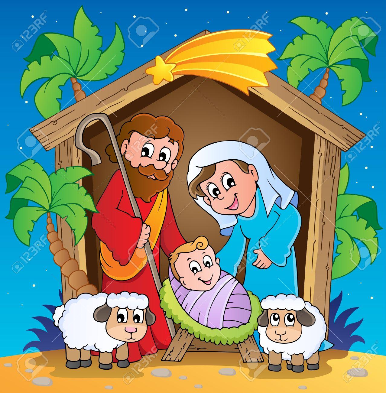 9,105 Nativity Cliparts, Stock Vector And Royalty Free Nativity ...