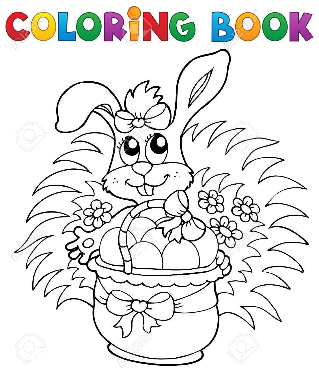Famoso Libro De Colorear De Pascua Fotos - Dibujos Para Colorear En ...