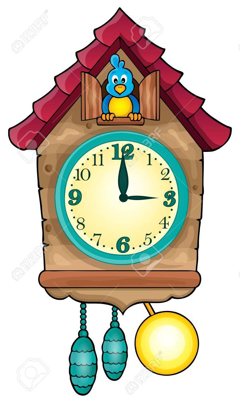 Clock theme image 1 - eps10 vector illustration. Stock Vector - 37770997