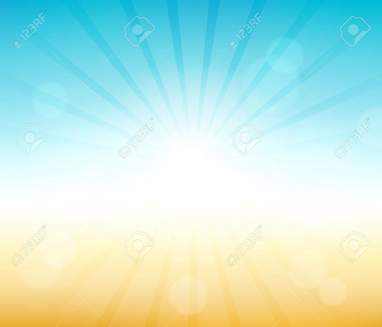 Summer theme abstract background - 57467619