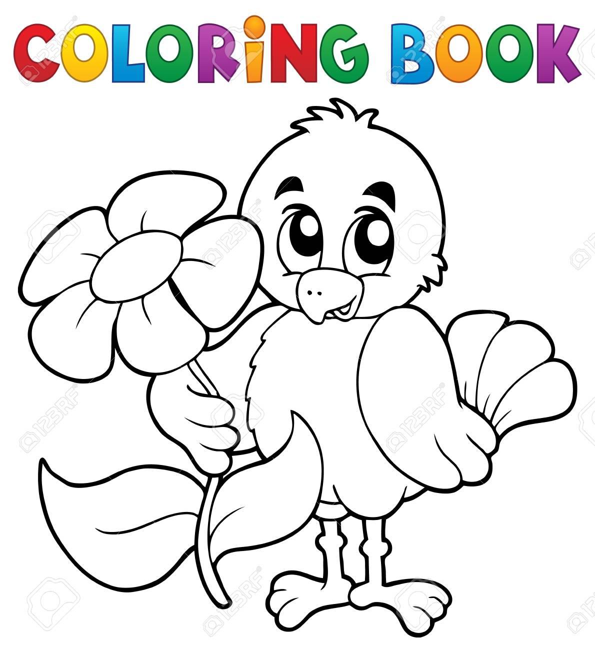 Perfecto Pollo Correr Para Colorear Festooning - Ideas Creativas ...
