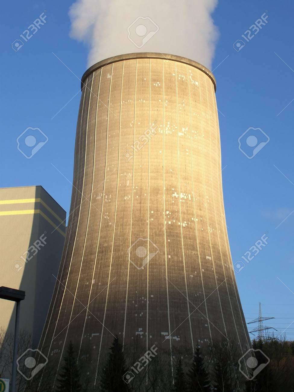 Power Plant Stock Photo - 6983802
