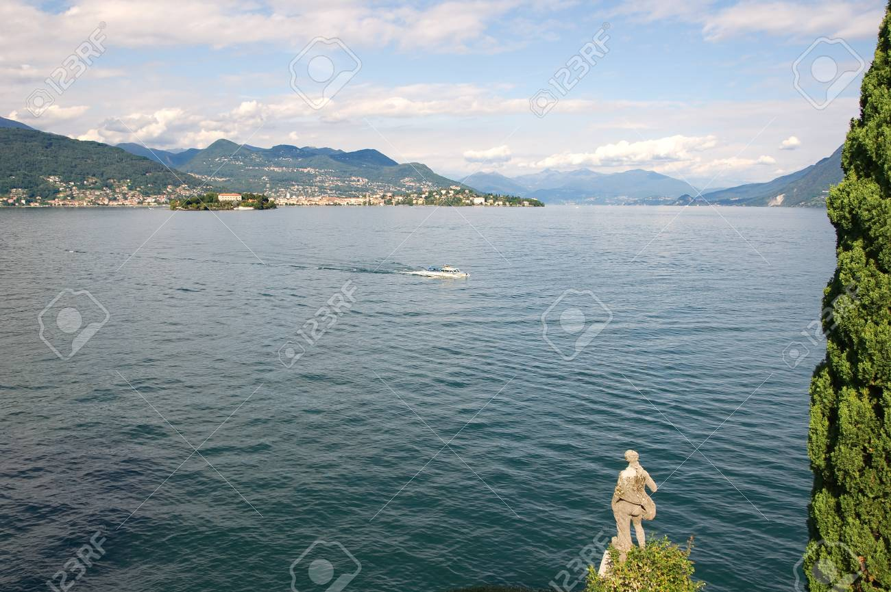 Borromee 島 - マッジョーレ湖 -...