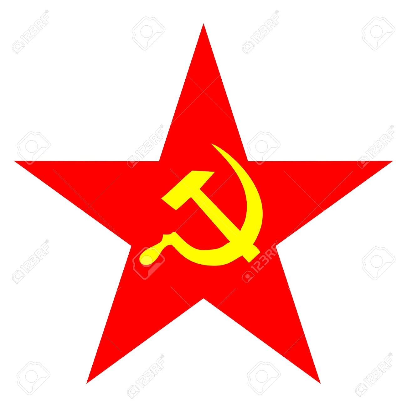 Communist star illustration with hammer and sickle stock photo communist star illustration with hammer and sickle stock illustration 5765513 biocorpaavc Gallery
