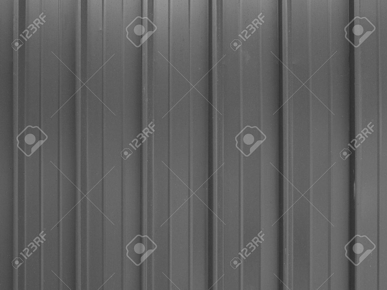 Corrugated steel sheet useful as a background Stock Photo - 6093753