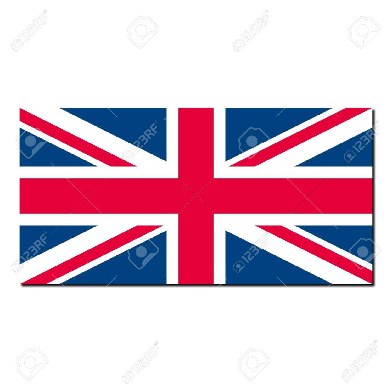 uk flag union jack proper normalised ratio 2 1 and colours